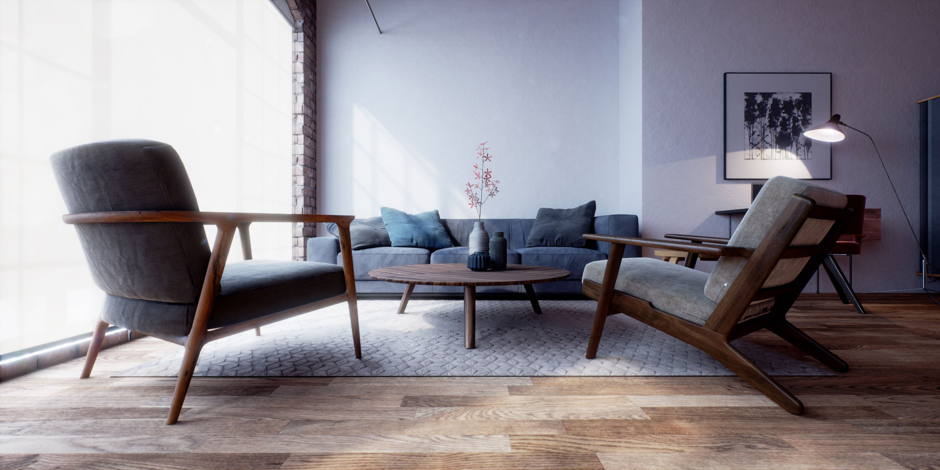 design 3d for architecture